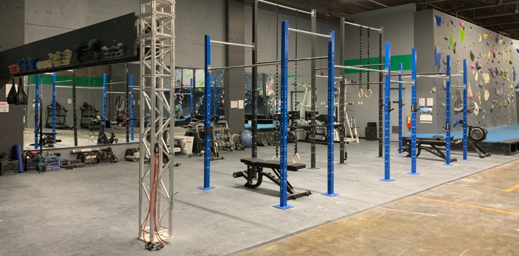 Rig, Weight Area, Fitness & Workout Equipment